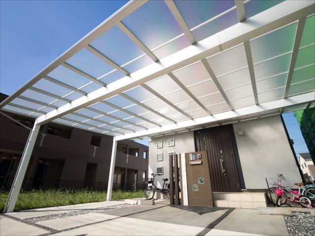 注文住宅を建てる際の庭と駐車場の広さの考え方
